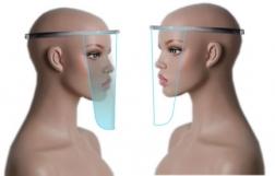 Pvc Asetat PET maske  İmalatı