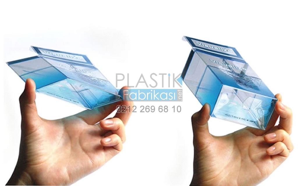 Pvc Asetat Kutu Pvc Asetat Polipropilen Plastik Poşet