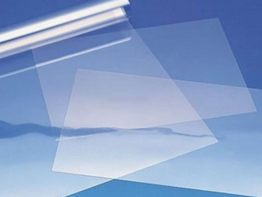 Şeffaf PVC - (Cam Gibi) Pvc Asetat Polipropilen Plastik Poşet